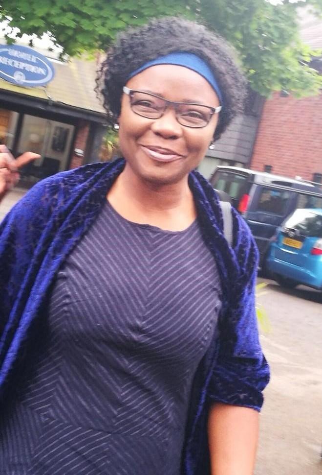 Mrs Bola Adewusi